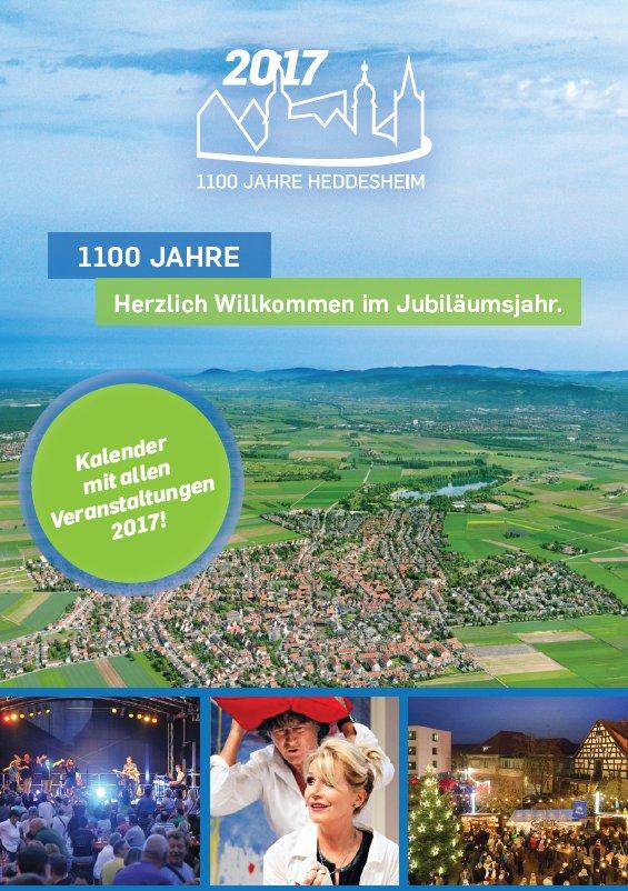 Veranstaltungskalender für 2017