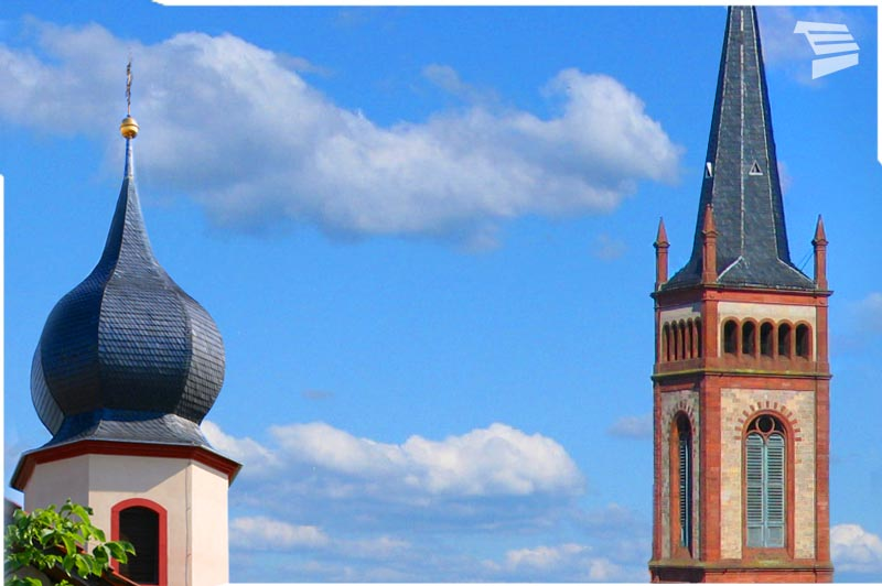 Kirchen in Heddesheim