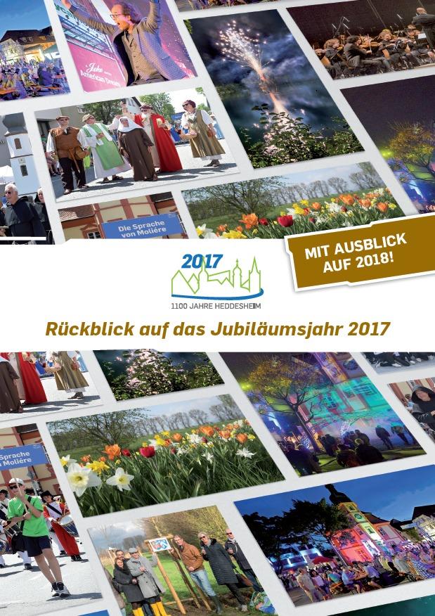 Jahresrückblick 2017 und Ausblick 2018