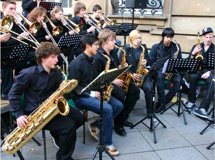 Jazz4Fun - Musikschule Mannheim