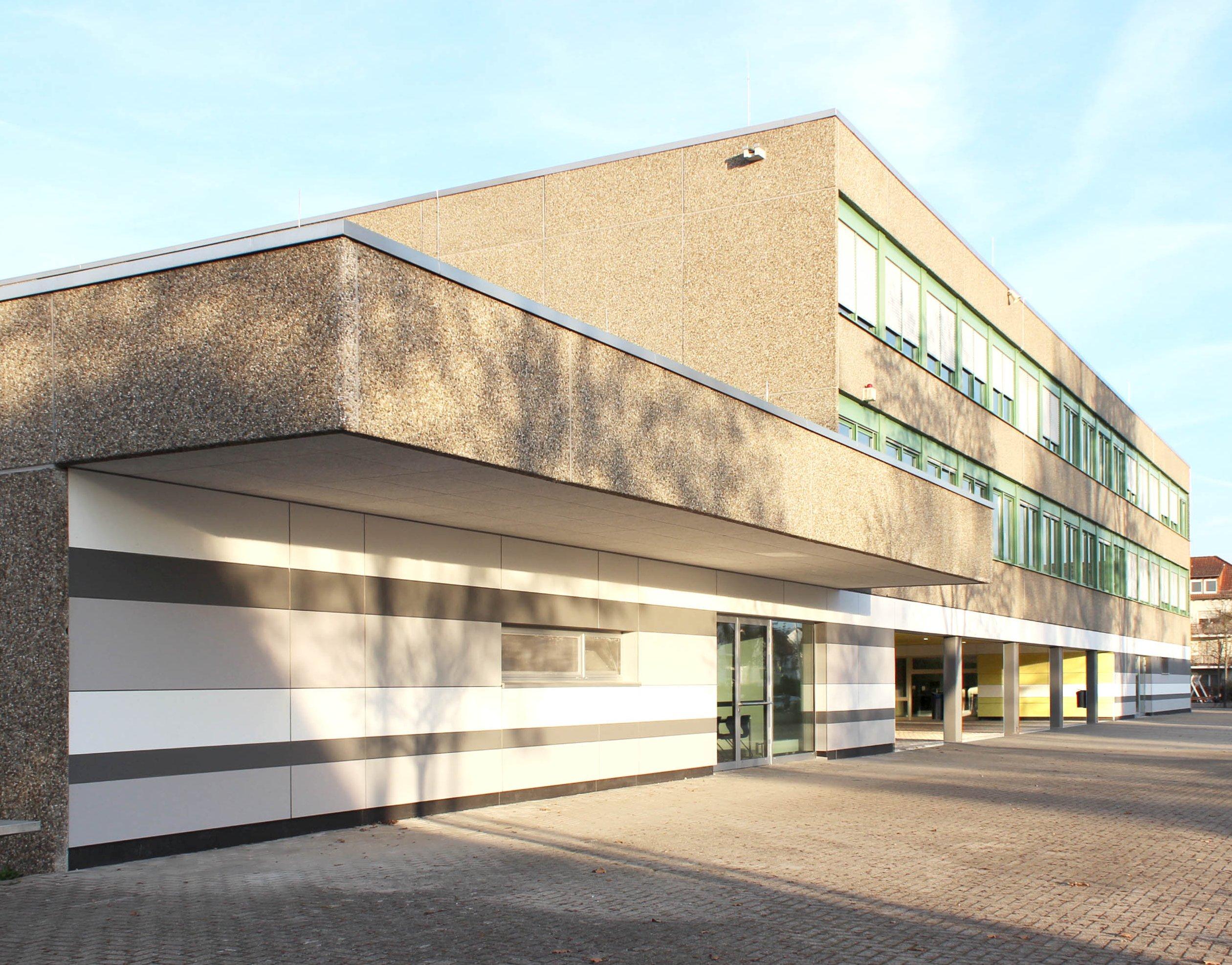 Karl-Drais-Schule. Foto: Fischer