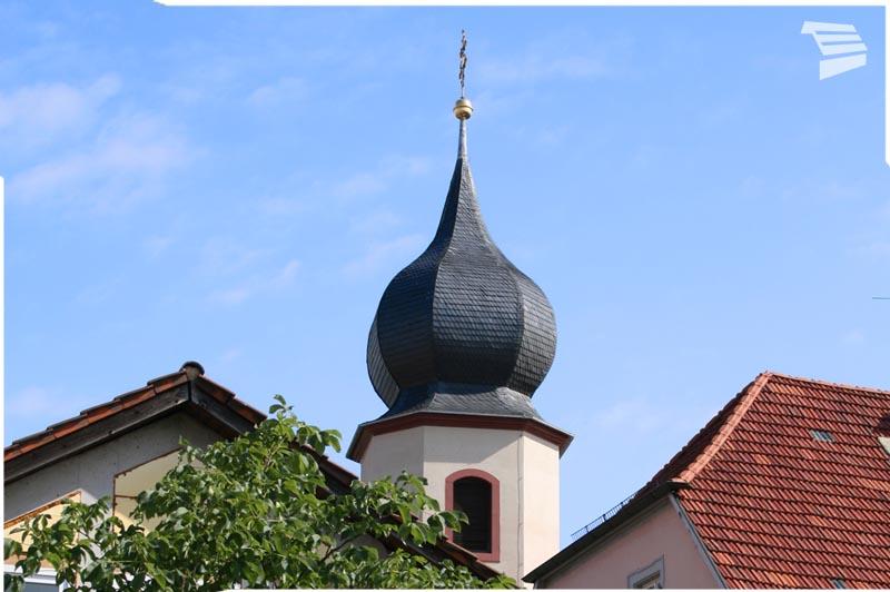 Katholische Kirche Heddesheim