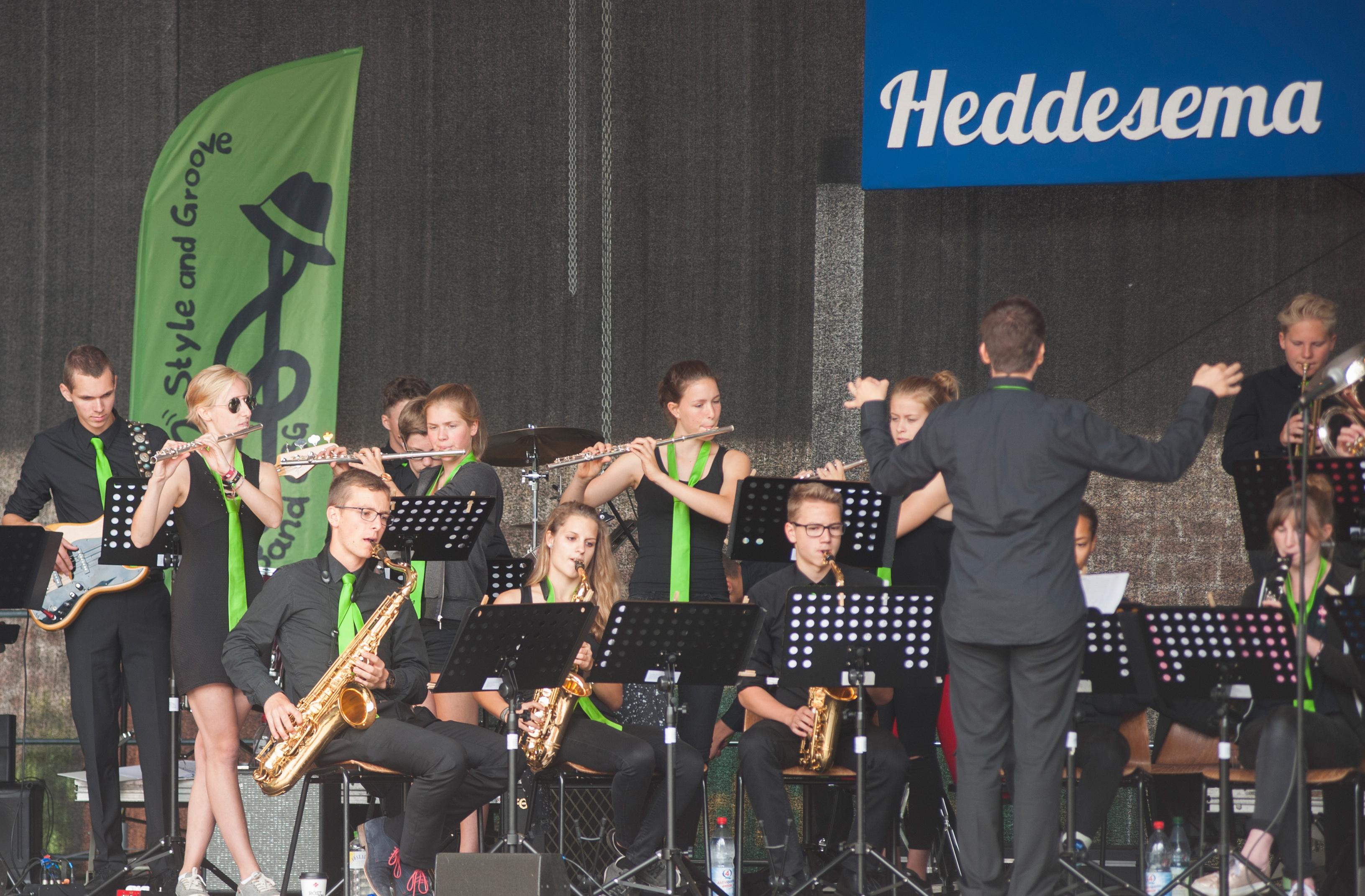 Style & Groove - Bigband Carl-Benz-Gymnasium Ladenburg