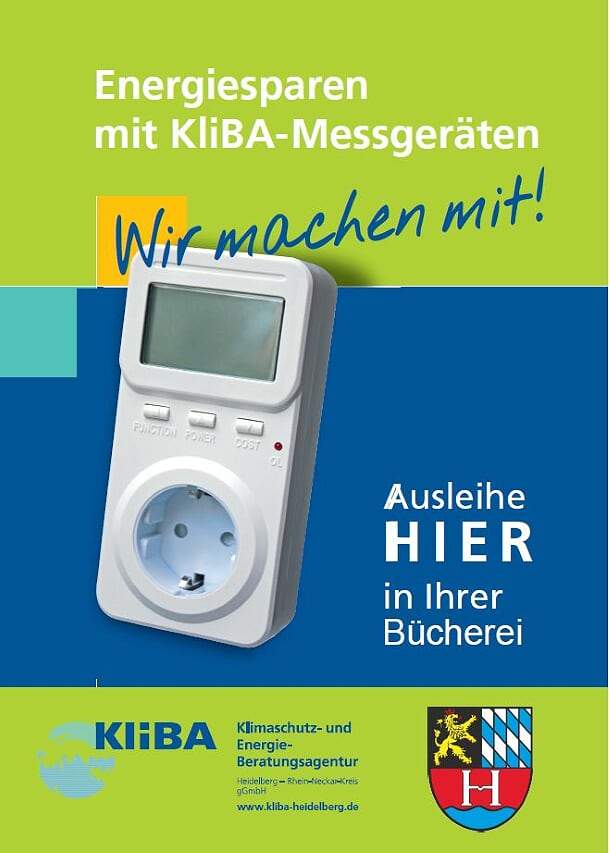KLIBA Strommessgeräte ausleihen