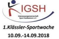 IGSH Erstklässler 2018