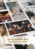 Jahresrückblick 2015 und Ausblick 2016