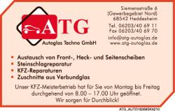 Autoglas Techno GmbH ATG
