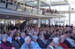 Publikum im Bürgerhaus