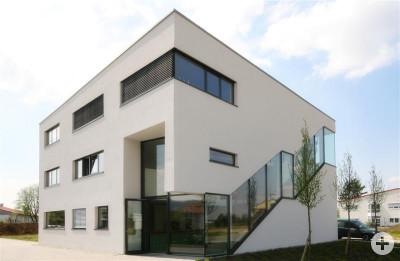 Q-print Gebäude
