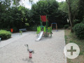 Spielplatz Kirschblütenstaße neu