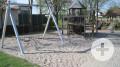 Spielplatz Freizeithalle neu