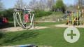 Spielplatz Gänsgräben neu
