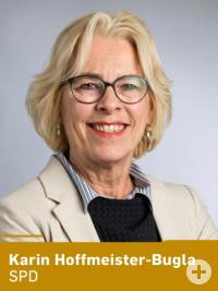 Hoffmeister-Bugla, Karin