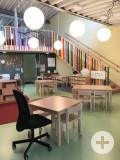 Kommunaler Kindergarten Innenbereich
