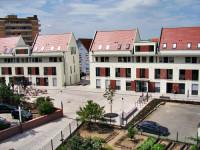 Betreutes Wohnen - Blick_vom_Rathaus_auf_beide_Gebaeude