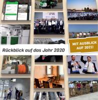 Cover des Jahresrückblicks 2020