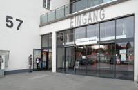 Kreisimpfzentrum in Weinheim. Bildquelle: Landratsamt Rhein-Neckar-Kreis