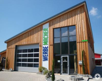 Werbemacher GmbH Foto Gebäude