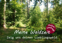 """Aktion """"Meine Waldzeit"""""""