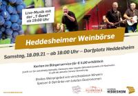 Heddesheimer Weinbörse Anzeige quer