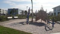 Mitten im Feld II Spielplatz