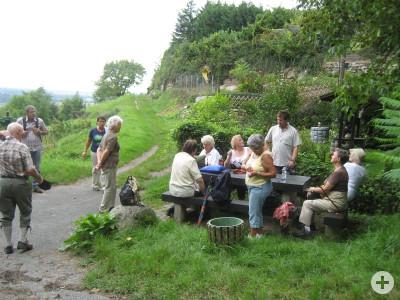 Wanderung des Odenwaldklubs
