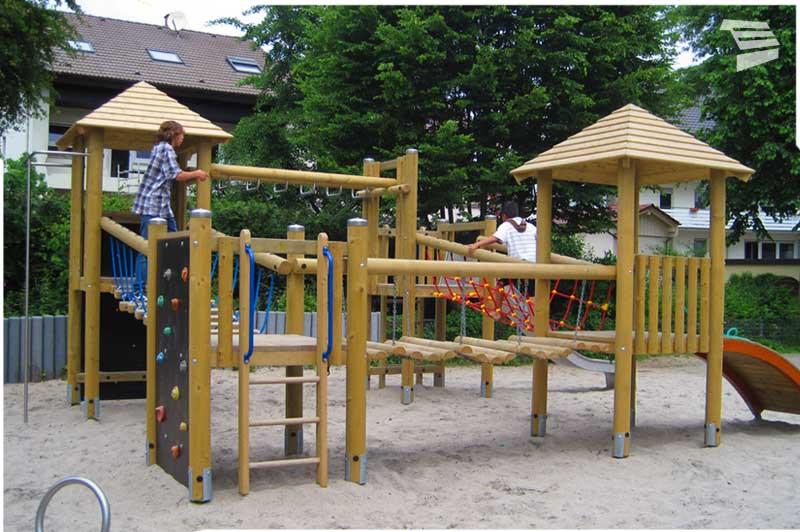 Spiel- und Sportplätze in Heddesheim