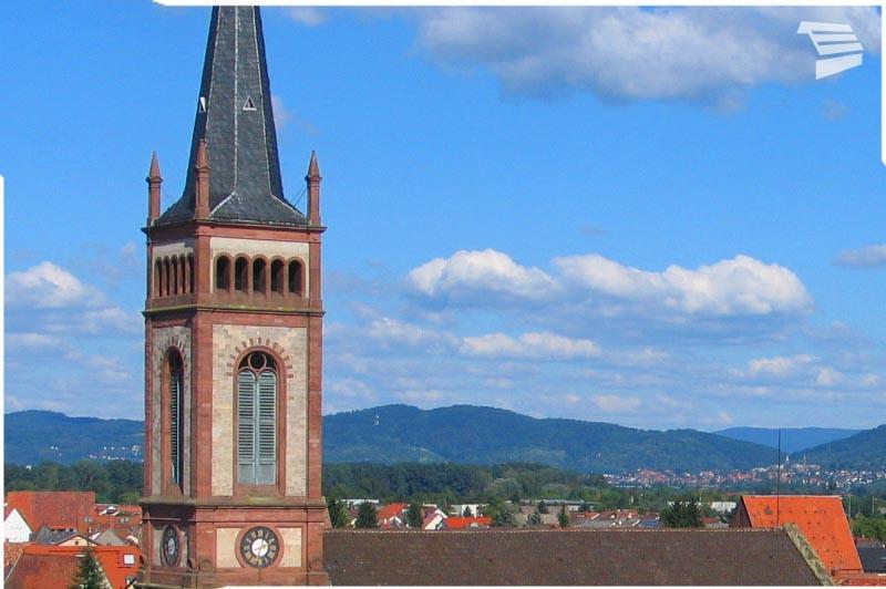 Evangelische Kirche Heddesheim