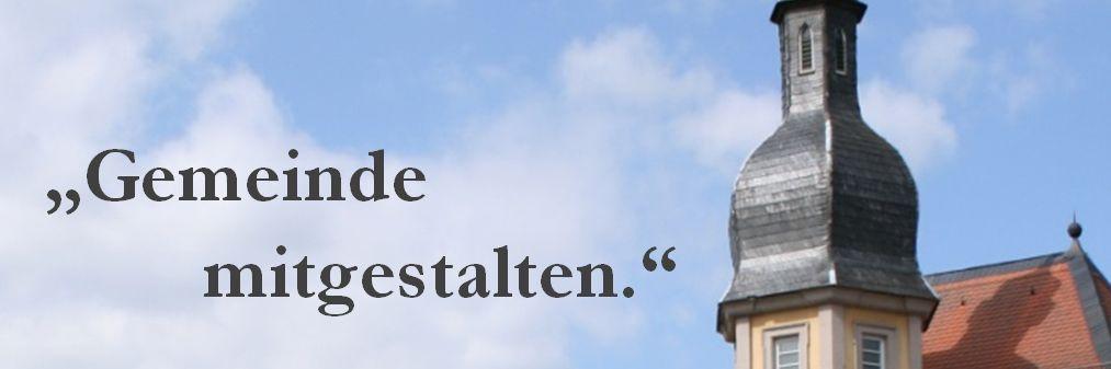 """""""Gemeinde mitgestalten"""" - Stellenangebot"""