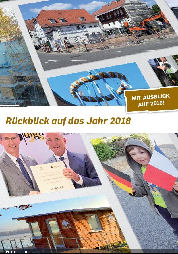 Jahresrückblick 2018 und Ausblick 2019