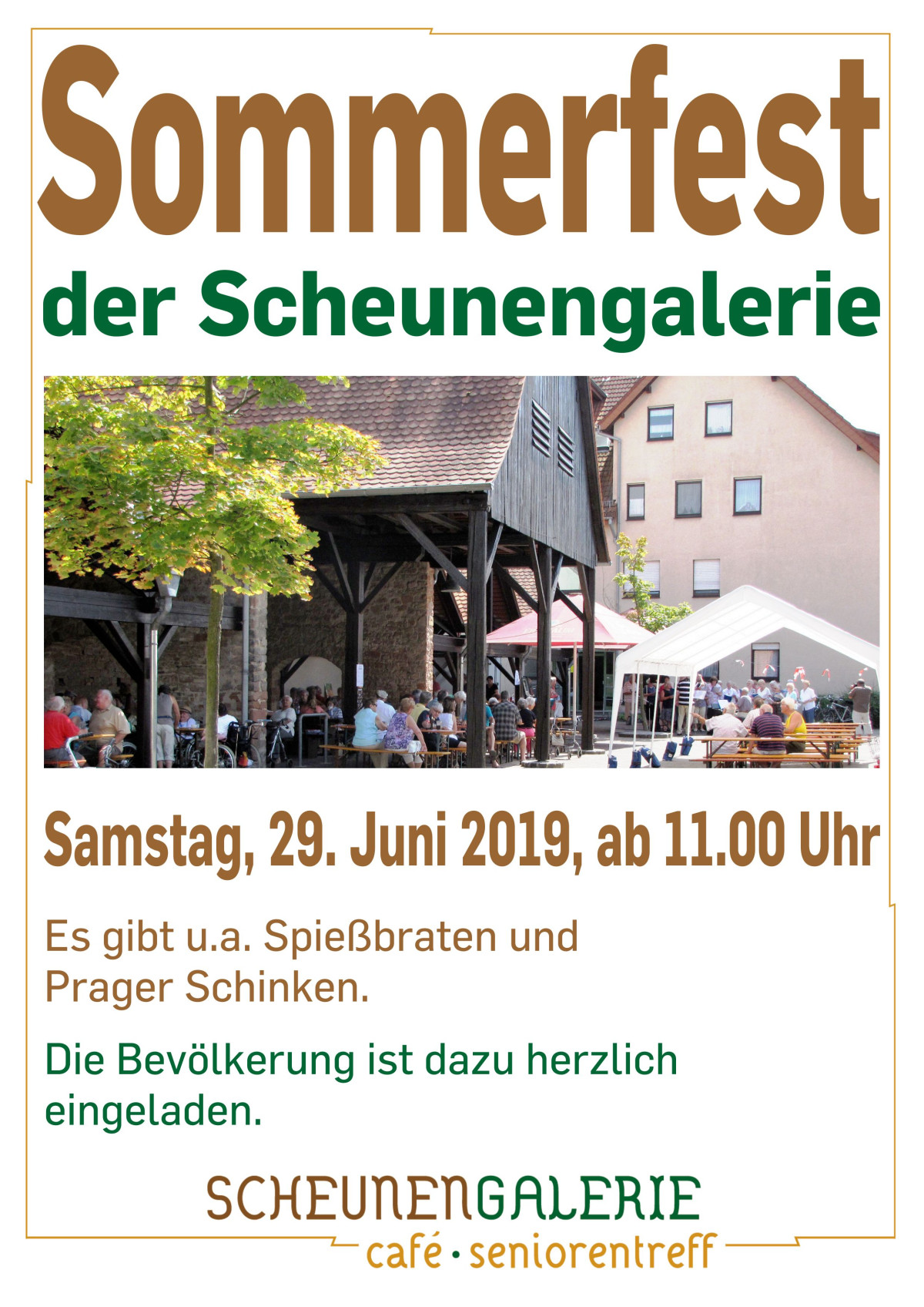 Scheunenfest