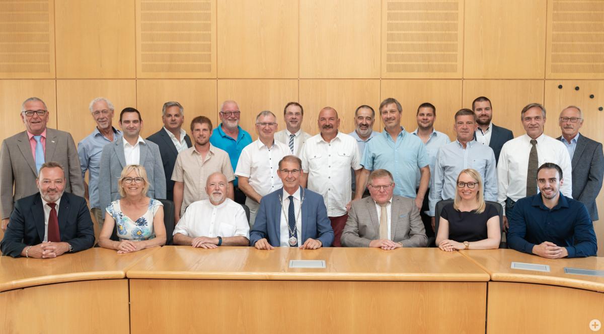 Gemeinderat Heddesheim 2019