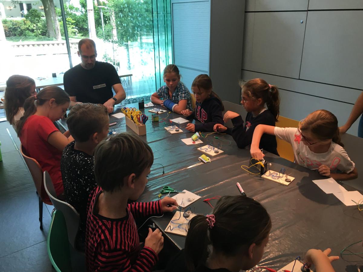 Jugendferienprogramm 2019_Carl Bosch Museum 1
