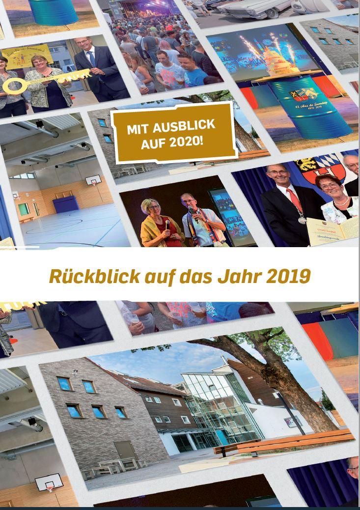 Jahresrückblick 2019 und Ausblick 2020
