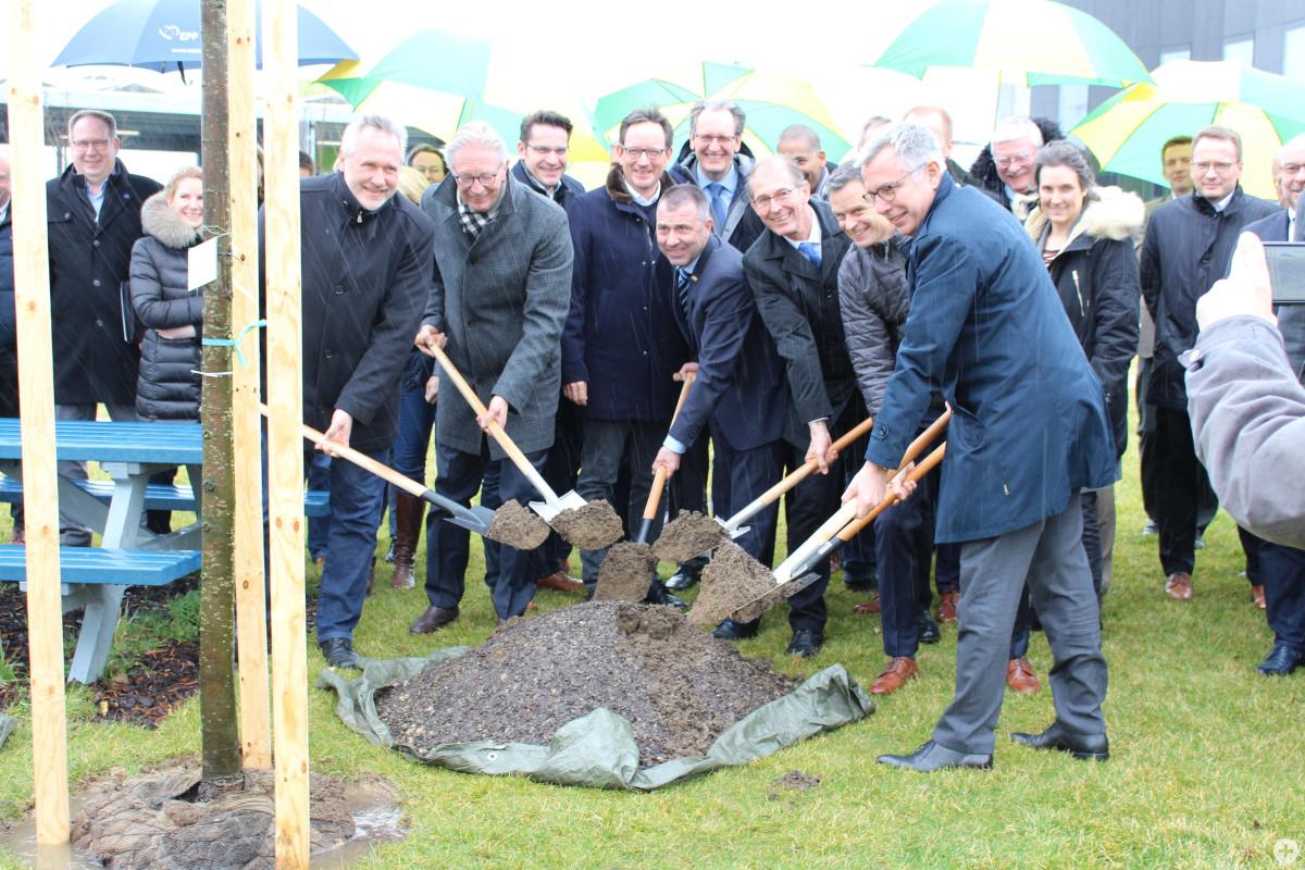 """Alle Kommunen im Rhein-Neckar-Kreis machen mit bei der Aktion """"1.000 Bäume für 1.000 Kommunen"""""""