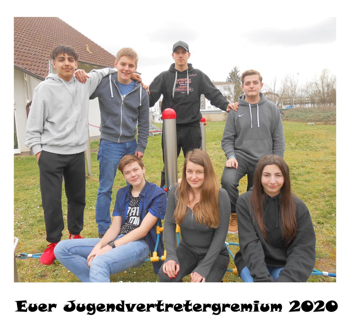 Jugendvertreter 2020