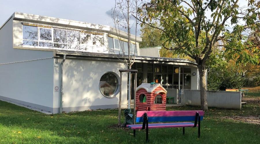Anbau Kommunaler Kindergarten