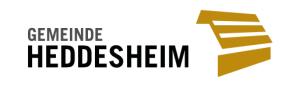Logo der Gemeinde Heddesheim